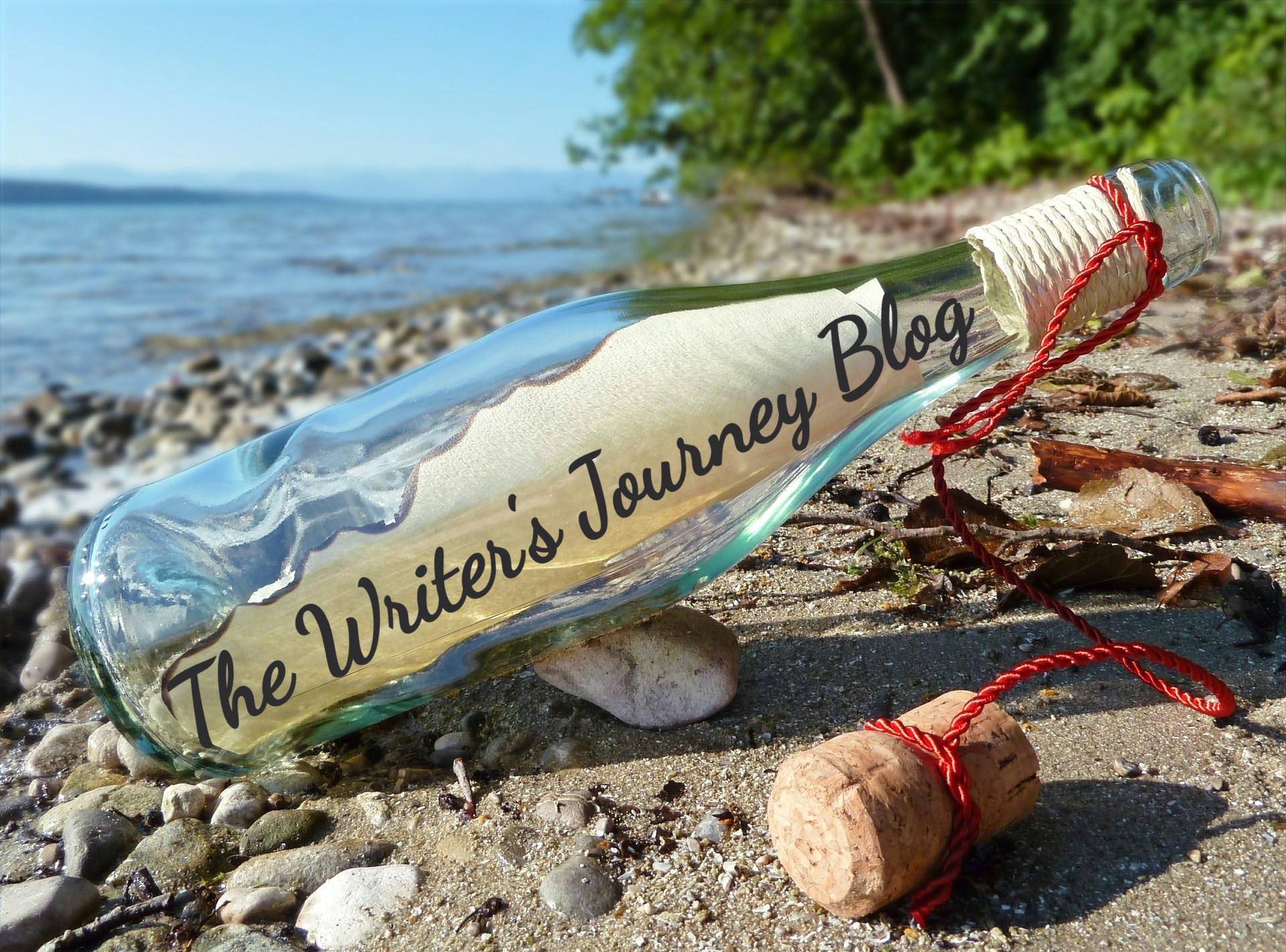 Writer's Journey Blog