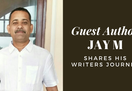 My Writer's Journey by Jay M