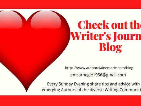 WHY... THE WRITER'S JOURNEY BLOG