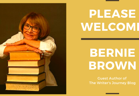 A Late Start The Writing Journey of Bernie Brown