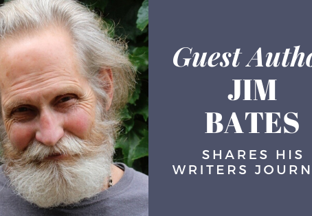 MY WRITING JOURNEY BY JIM BATES