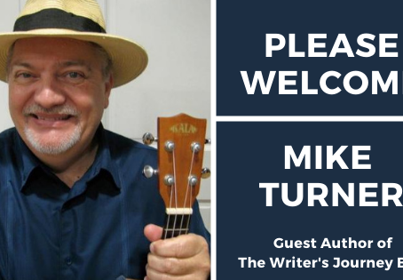 It All Started With a Pen Name - The Writing Story of Mike Turner