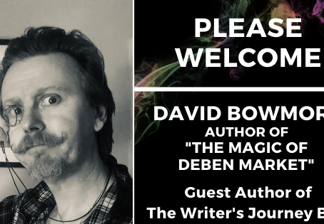 A WRITER'S JOURNEY                            By David Bowmore