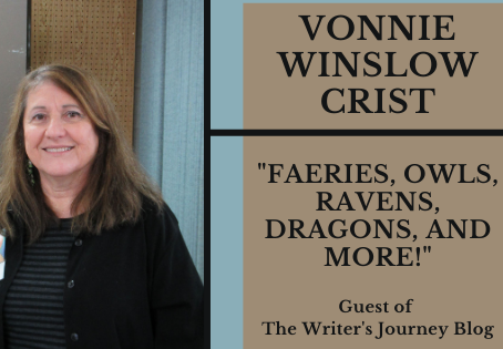 Faeries, Owls, Ravens, Dragons, and More! By Vonnie Winslow Crist