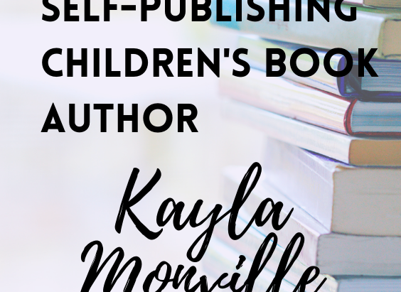 Interview with author Kayla Monville