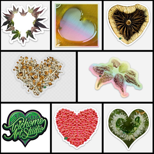 Hearts Sticker Pack
