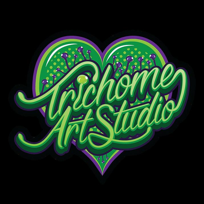 Trichome Art Studio Logo