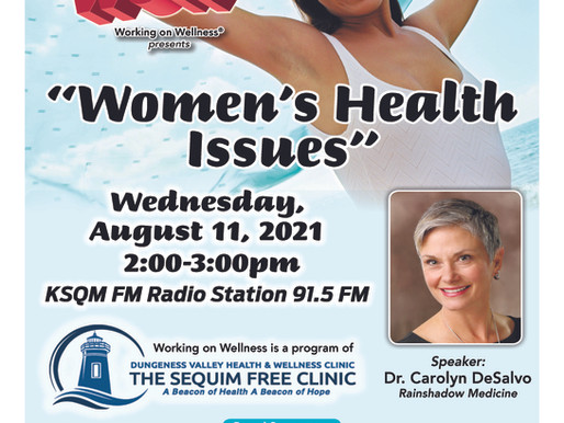 """WOW! Forum """"Women's Health Issues"""