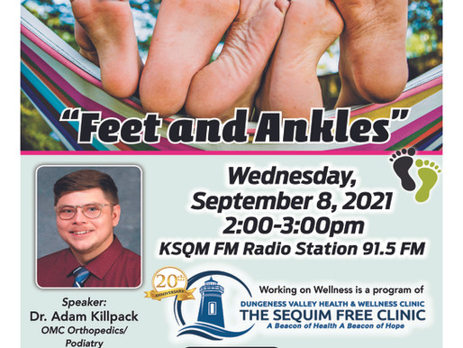 """WOW! Forum """"Feet & Ankles"""""""