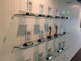 Nineteen Awards Since 2006!