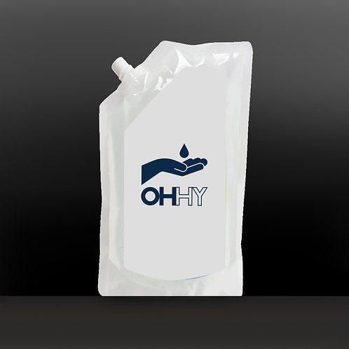 OVATION Hand Sanitizer Refill Kit (1000ml)