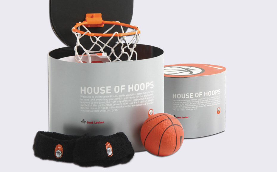 House of Hoops Media Kit