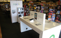 Nook Semi-Permanent Display