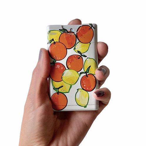 OHHY ROAM : Oranges and Lemons by Amber Rosenberg Design