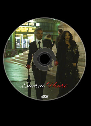 Sacred Heart DVD  |   Deluxe Package