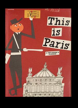 This is Paris   Deluxe Book Set