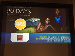 90 DAYS - ABFF 2017 - Spotlight