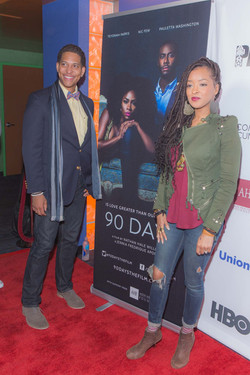 90 DAYS - PAFF Premiere
