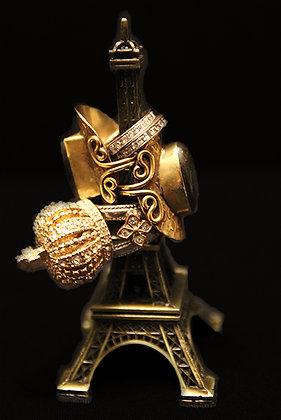 Eiffel Tower - Ring Holder