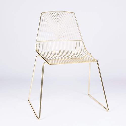 GOLD ARROW CHAIR