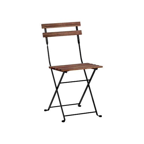 TIMBER BISTRO CHAIR