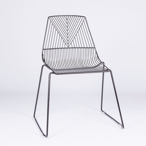BLACK ARROW CHAIR