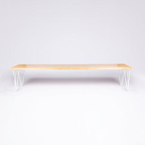 HAIRPIN BENCH SEAT