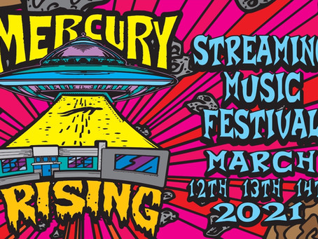 MERCURY RISING STREAMING FESTIVAL AND THE STATE OF THE BAR ADDRESS