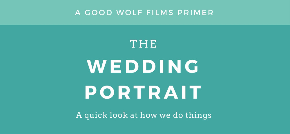 The Wedding Portrait Primer title image
