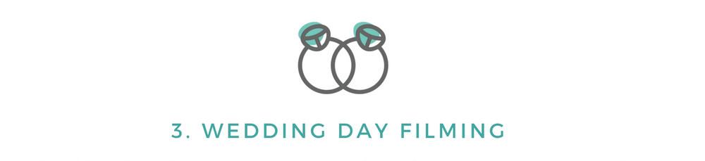 Wedding Portrait Primer Step 3: Wedding Day Filming