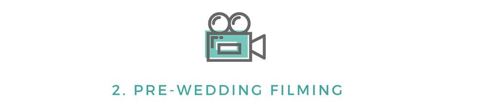 Wedding Portrait Primer Step 2: Pre-Wedding Filming