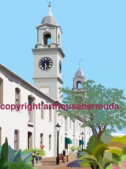 Clock Tower - Dockyard