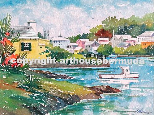 602 Harbour Cottages