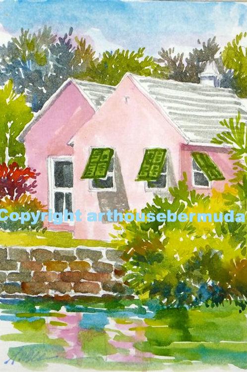 Cottage at Somerset
