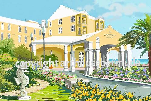 *Elbow Beach Hotel