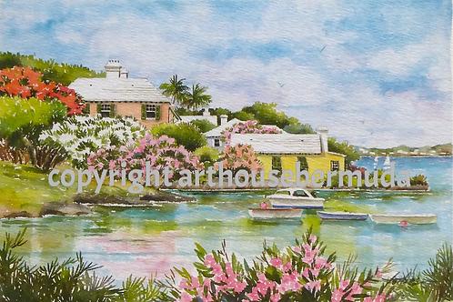 Harbour Cottages - Paget
