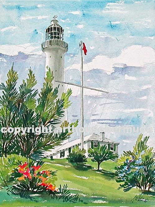 603 Gibb's Hill Lighthouse