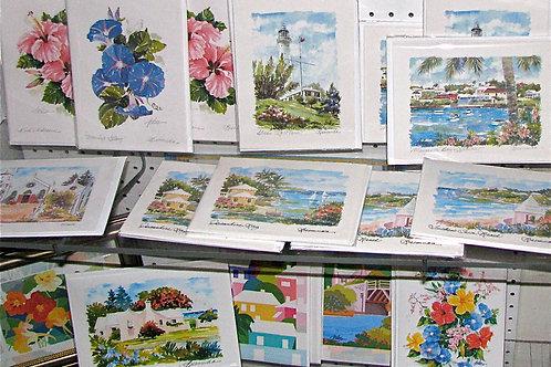 Assorted Art Cards