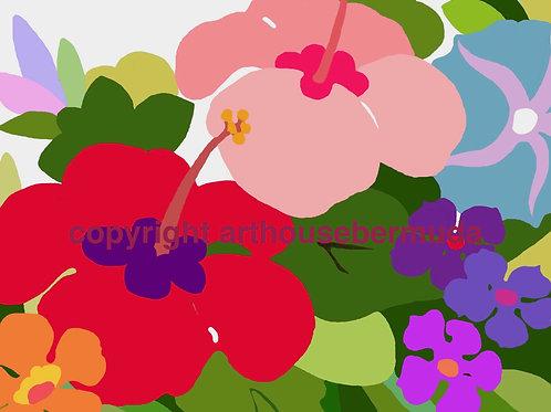 Tropical Flora I