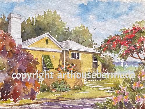 Old Bermuda Cottage