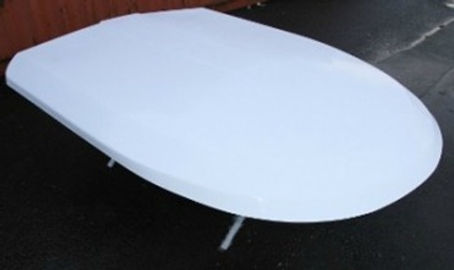 Tophat Hardtops fibregrass for boats in new zealand