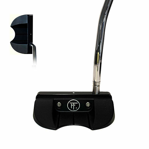 SM3 Black Double Bend LH