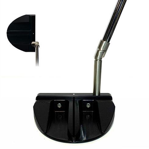 SM2 Black Full Plumbers LH