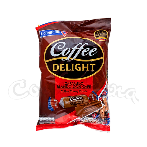 Coffee Soft Candy (Coffee Delight BLANDO) - 100units