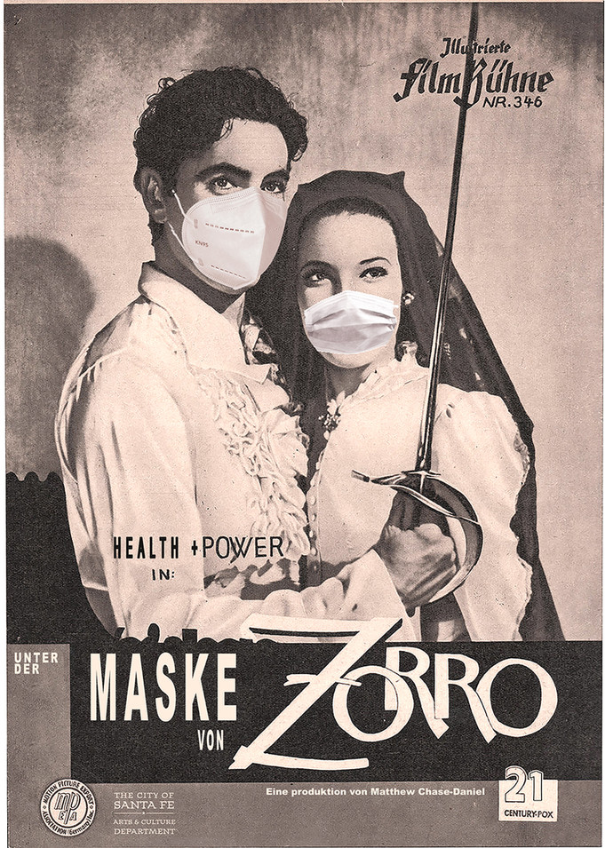 Masque von Zorro