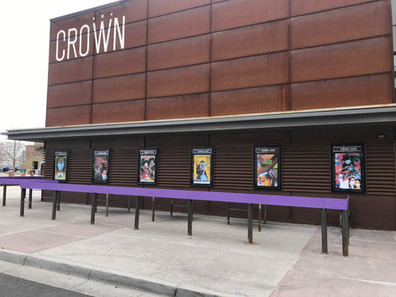 Violet Crown Theater, Santa Fe