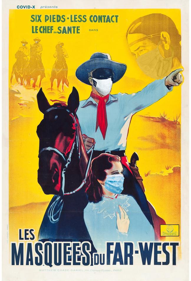 Les Masquees du Far West