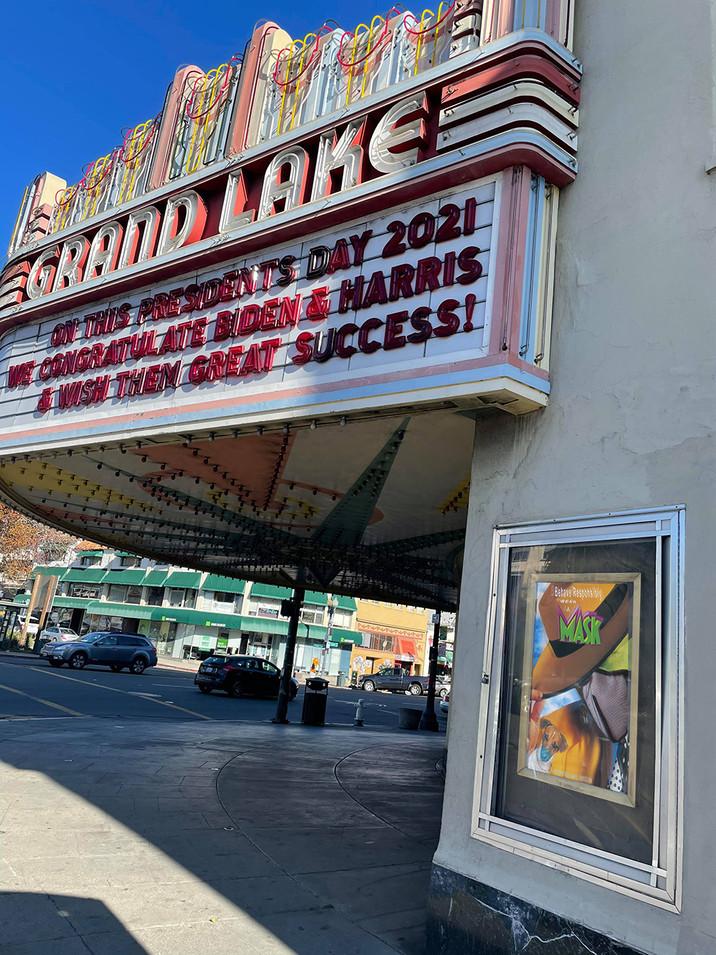 Grand Lake Theater, Oakland, CA