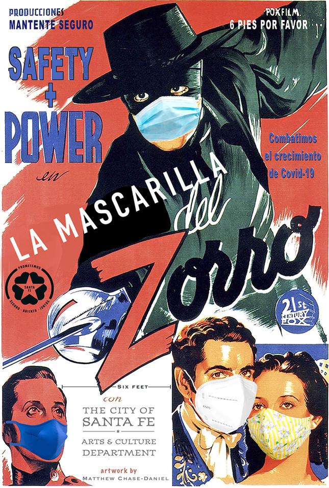 La Mascarilla del Zorro