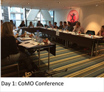 3rd Regional Conference for Europe Africa CoMO Members